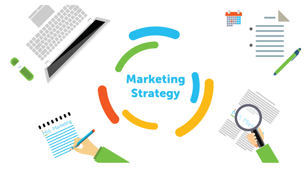website marketing strategy