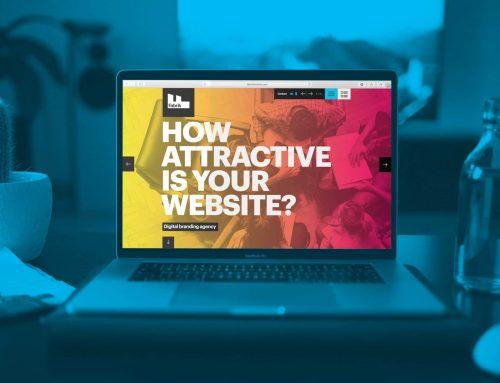 How attractive is your website?